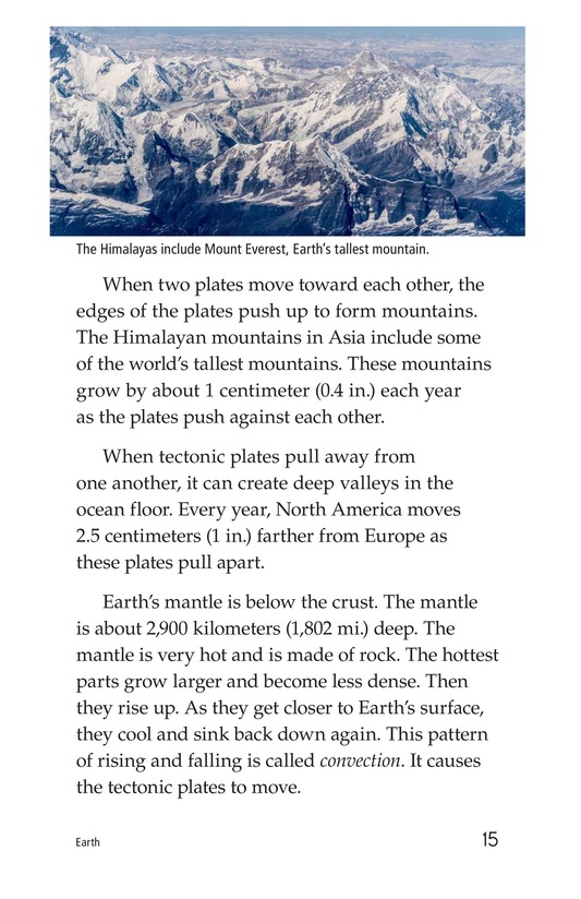 Book Preview For Earth Page 15