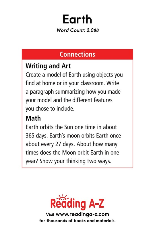 Book Preview For Earth Page 21