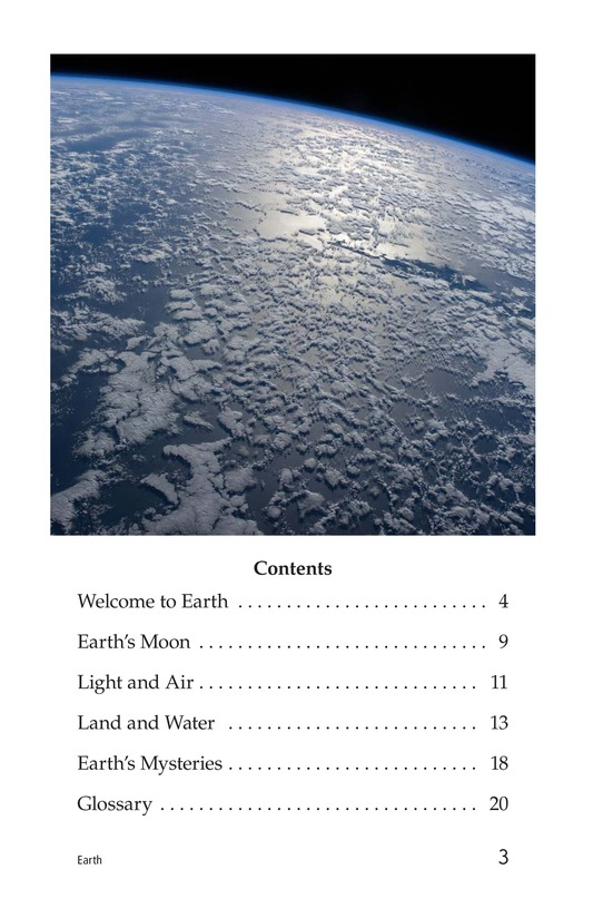 Book Preview For Earth Page 3