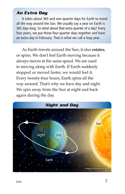 Book Preview For Earth Page 7
