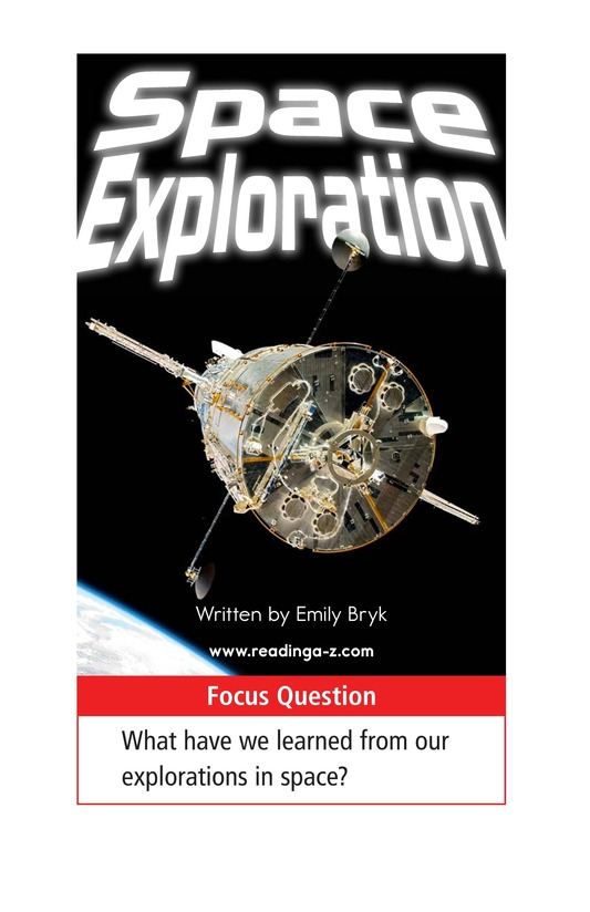 Book Preview For Space Exploration Page 1