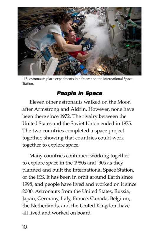Book Preview For Space Exploration Page 10