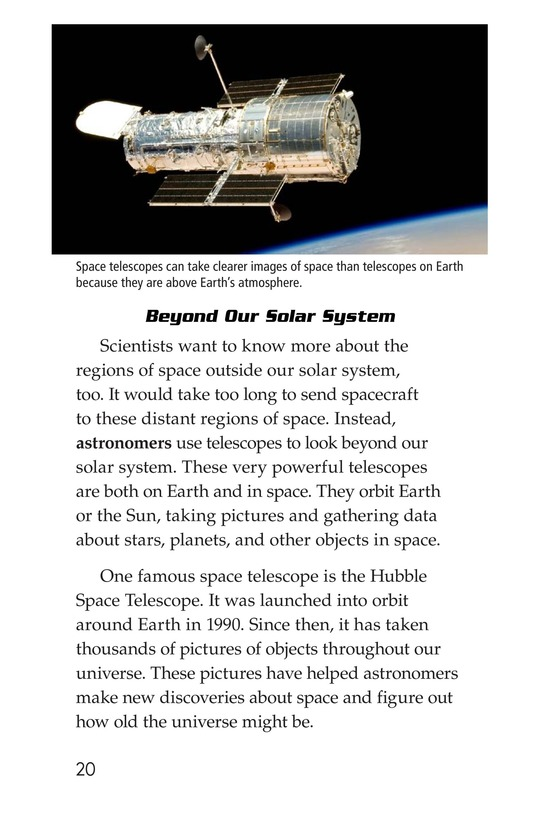 Book Preview For Space Exploration Page 20