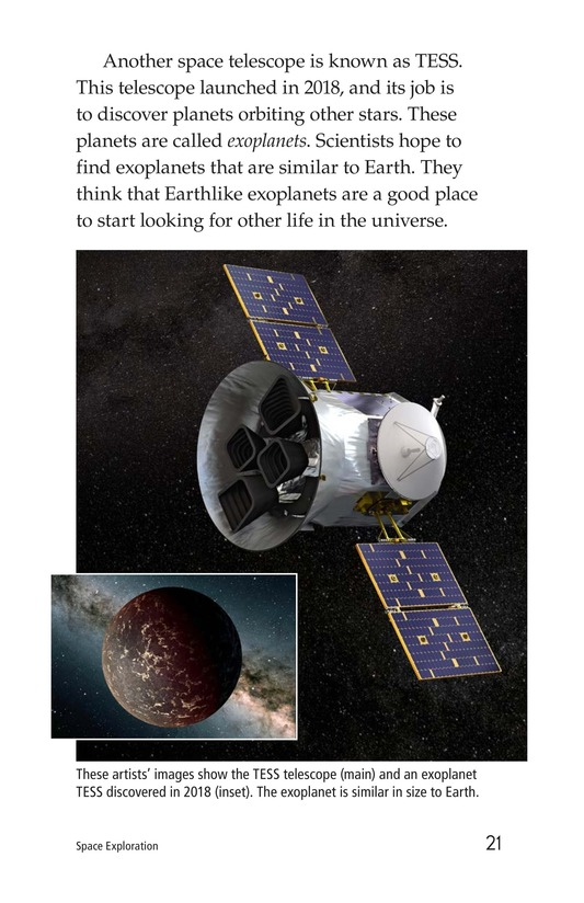 Book Preview For Space Exploration Page 21
