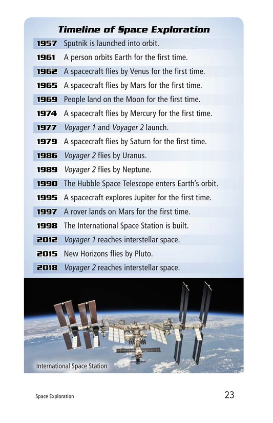 Book Preview For Space Exploration Page 23