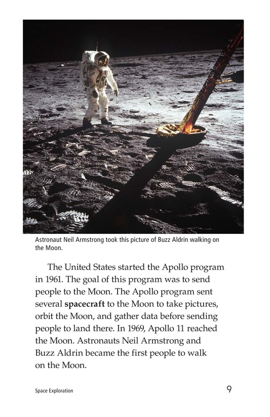 Book Preview For Space Exploration Page 9