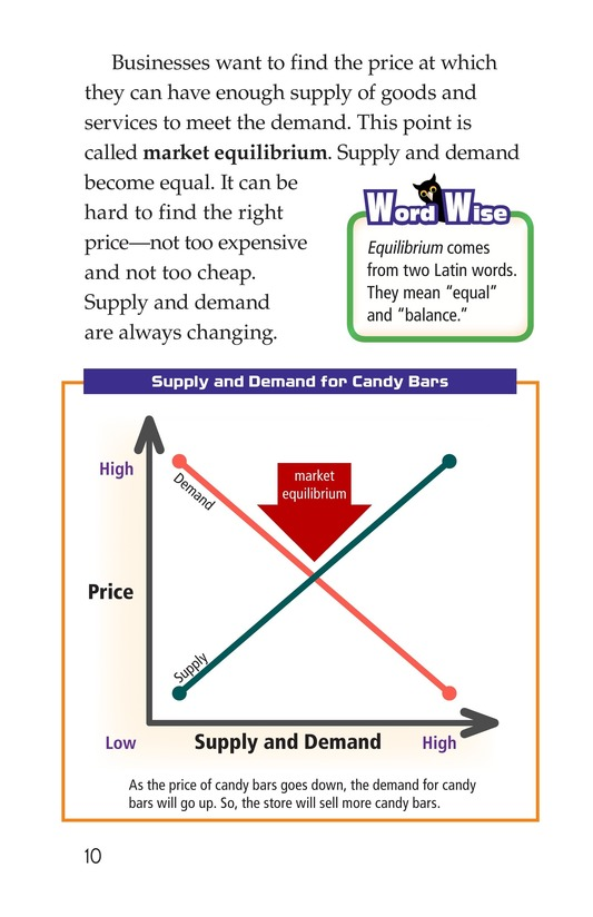 Book Preview For Supply and Demand Page 10