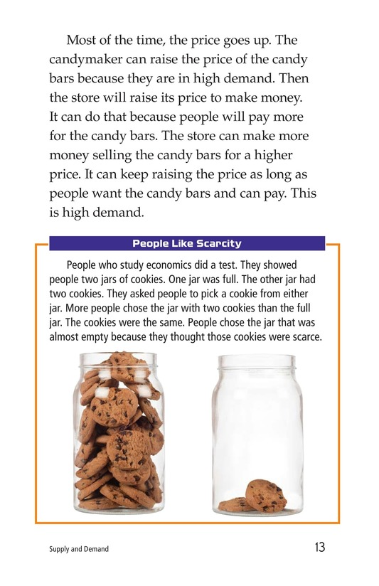 Book Preview For Supply and Demand Page 13
