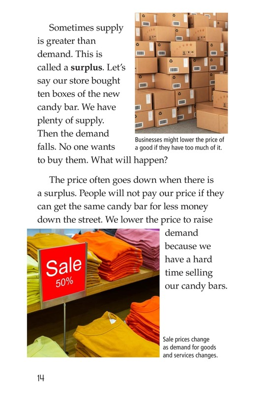 Book Preview For Supply and Demand Page 14
