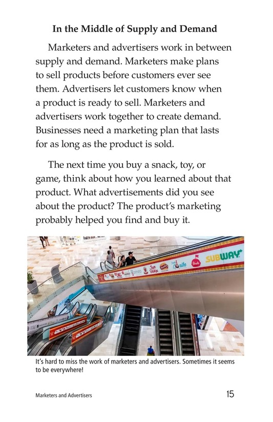Book Preview For Marketers and Advertisers Page 15