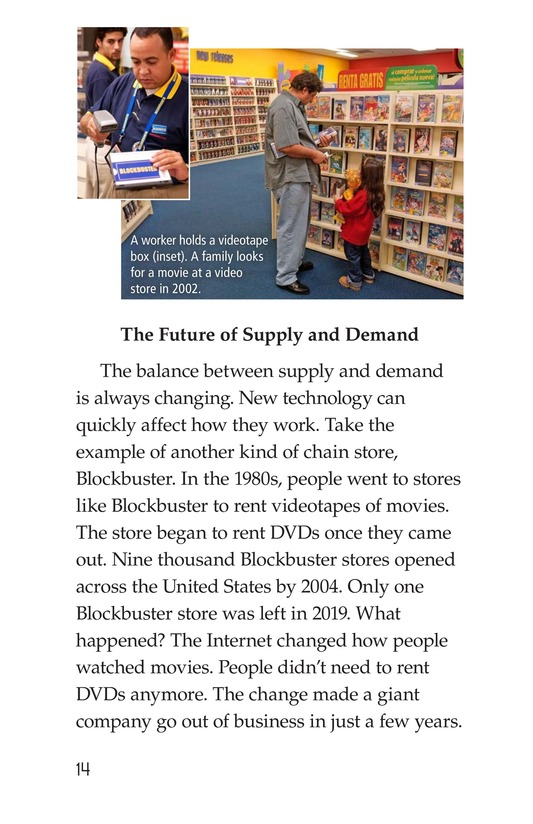 Book Preview For Case Studies in Supply and Demand Page 14