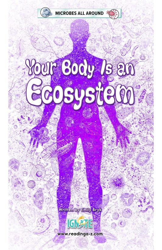 Book Preview For Your Body is an Ecosystem Page 0