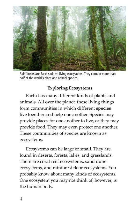 Book Preview For Your Body is an Ecosystem Page 4