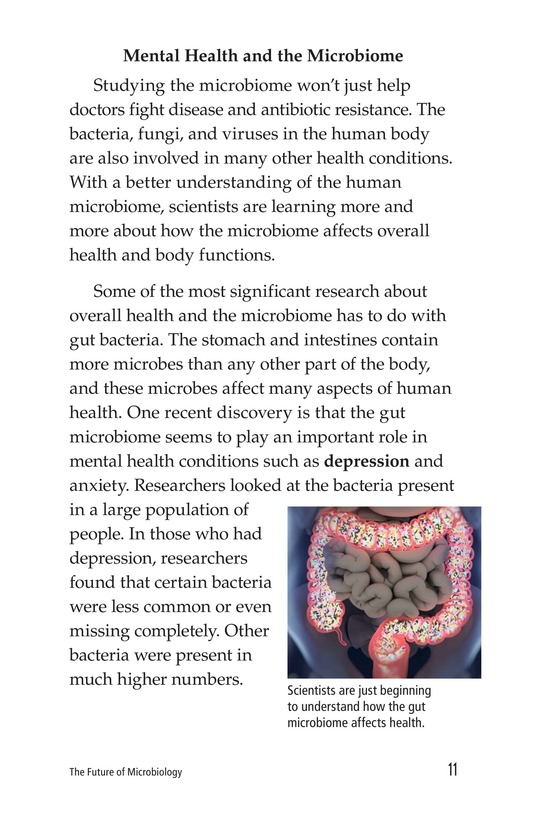 Book Preview For The Future of Microbiology Page 11