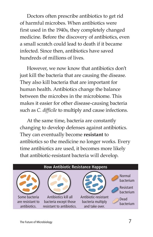 Book Preview For The Future of Microbiology Page 7