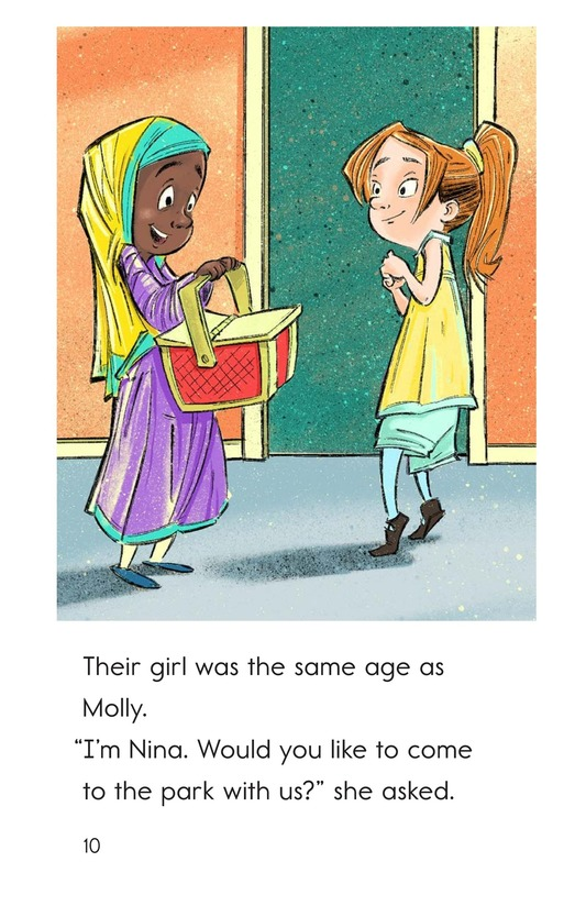 Book Preview For Molly's New Home Page 10