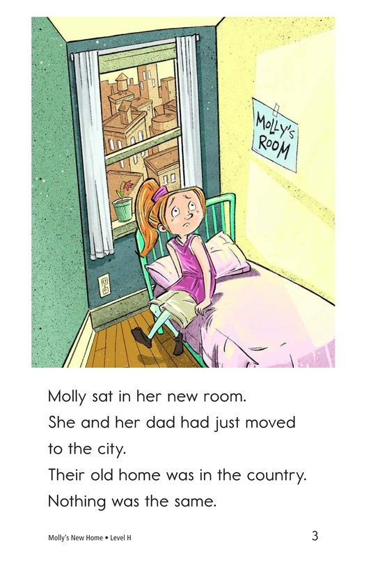 Book Preview For Molly's New Home Page 3