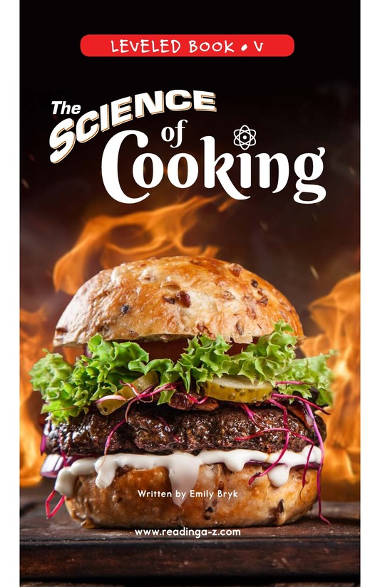 Book Preview For The Science of Cooking Page 0