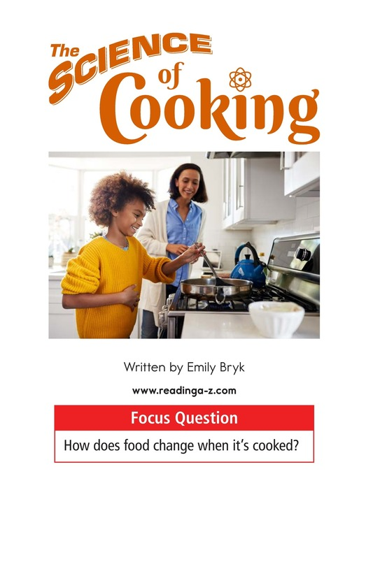 Book Preview For The Science of Cooking Page 1