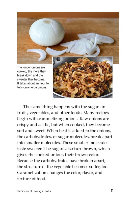 Book Preview For The Science of Cooking Page 11