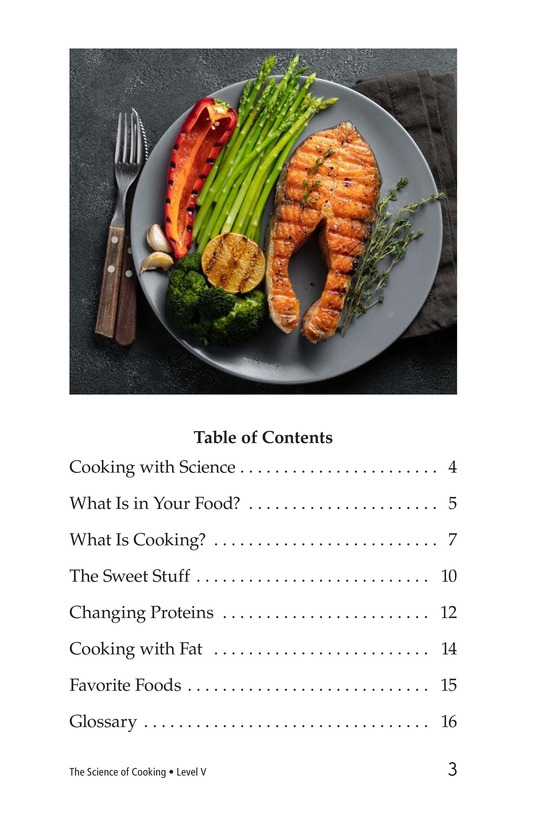 Book Preview For The Science of Cooking Page 3