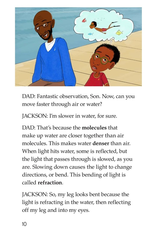 Book Preview For Science Dad: Lessons in Light Page 10