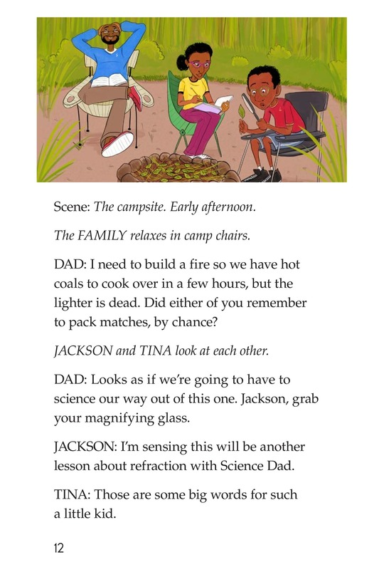 Book Preview For Science Dad: Lessons in Light Page 12