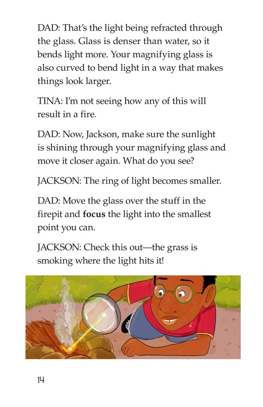 Book Preview For Science Dad: Lessons in Light Page 14