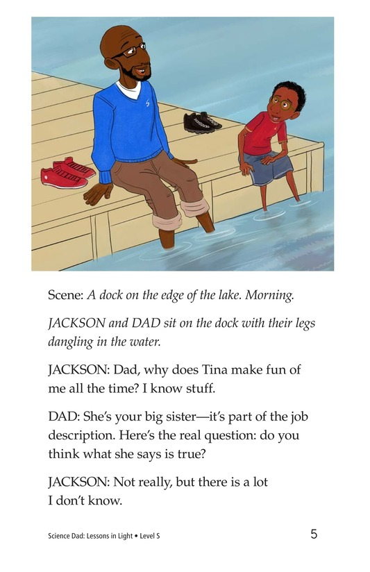 Book Preview For Science Dad: Lessons in Light Page 5