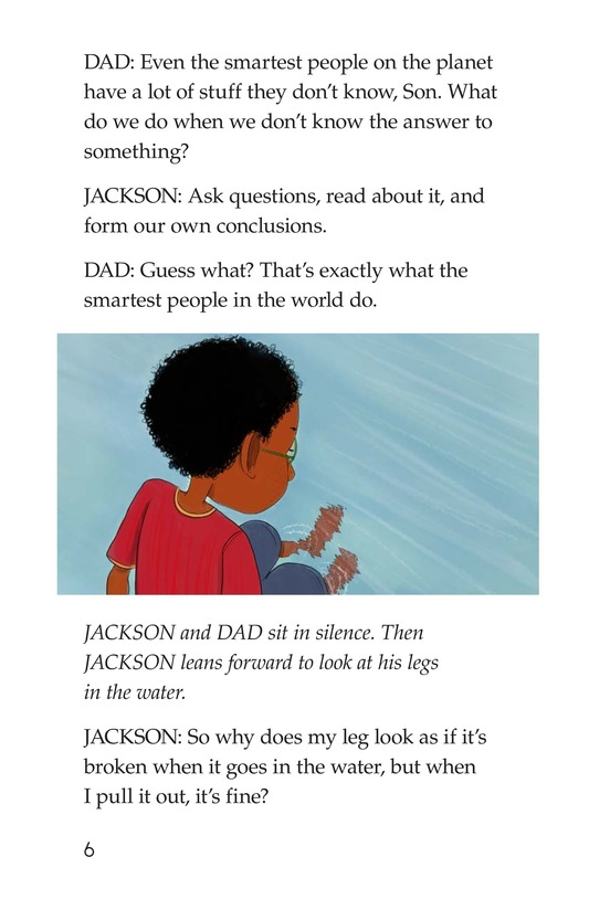 Book Preview For Science Dad: Lessons in Light Page 6