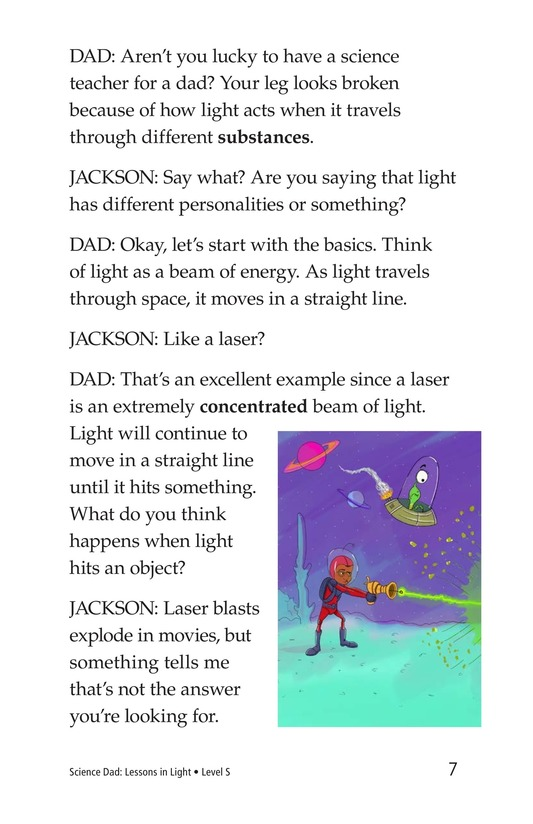 Book Preview For Science Dad: Lessons in Light Page 7