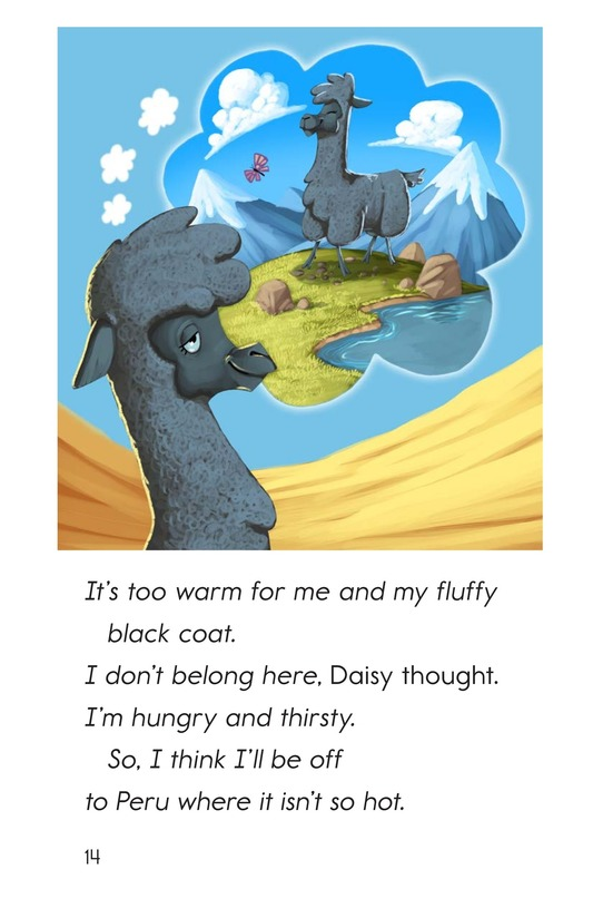 Book Preview For Daisy in the Desert Page 14