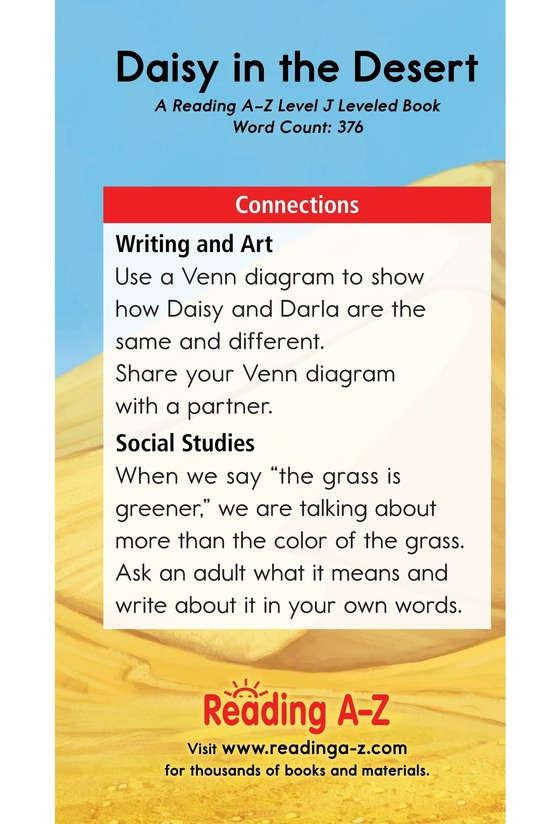 Book Preview For Daisy in the Desert Page 17