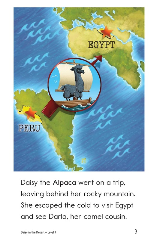 Book Preview For Daisy in the Desert Page 3