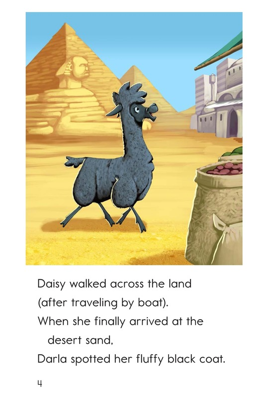 Book Preview For Daisy in the Desert Page 4