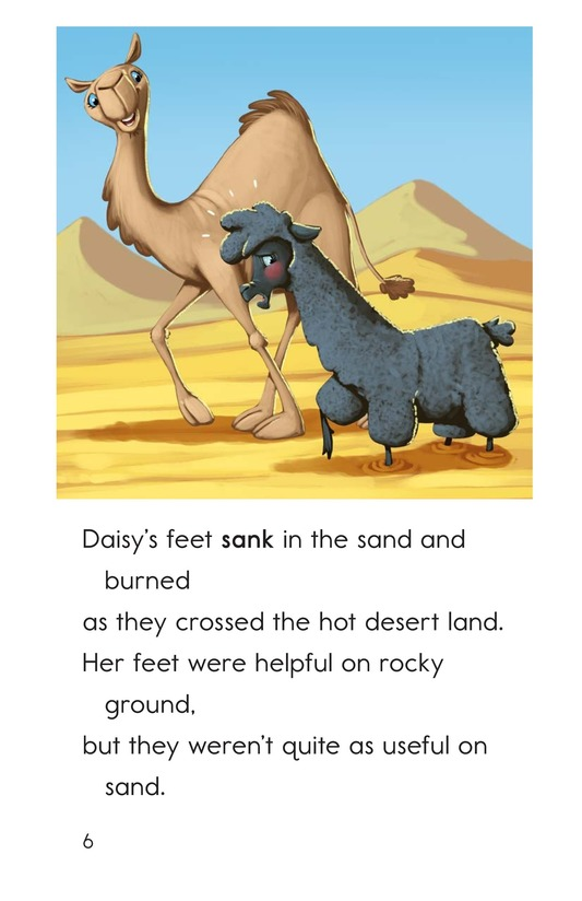 Book Preview For Daisy in the Desert Page 6