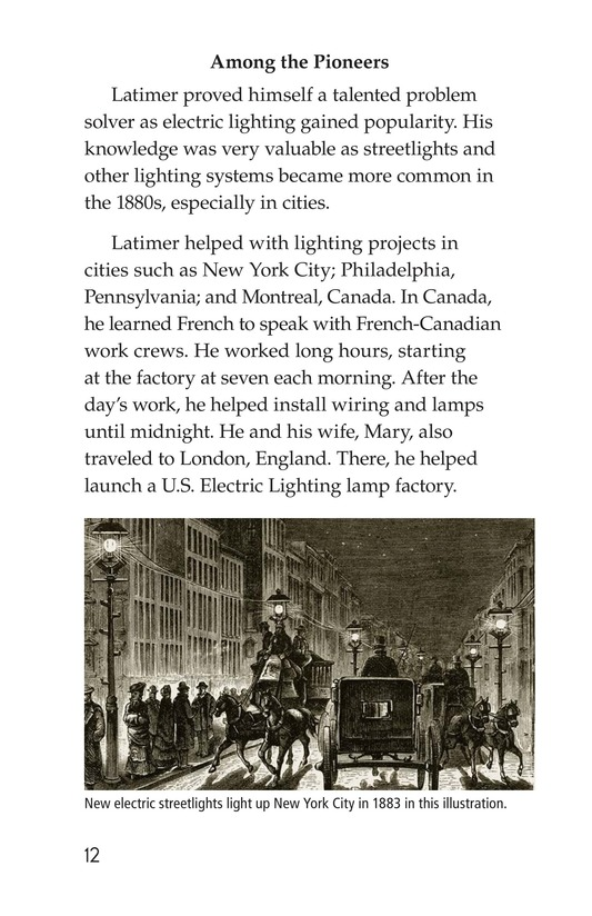 Book Preview For Lewis Howard Latimer Page 12
