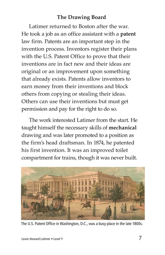 Book Preview For Lewis Howard Latimer Page 7
