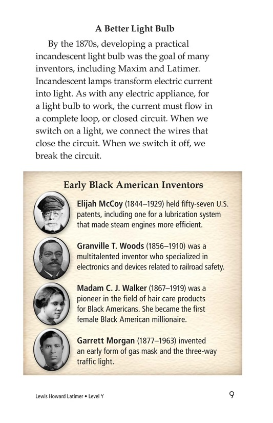 Book Preview For Lewis Howard Latimer Page 9