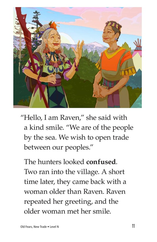 Book Preview For Old Fears, New Trade Page 11