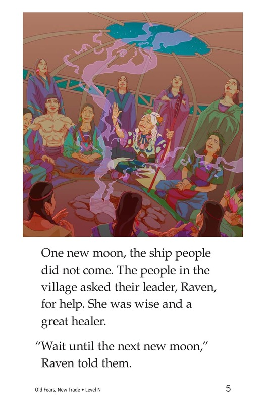 Book Preview For Old Fears, New Trade Page 5
