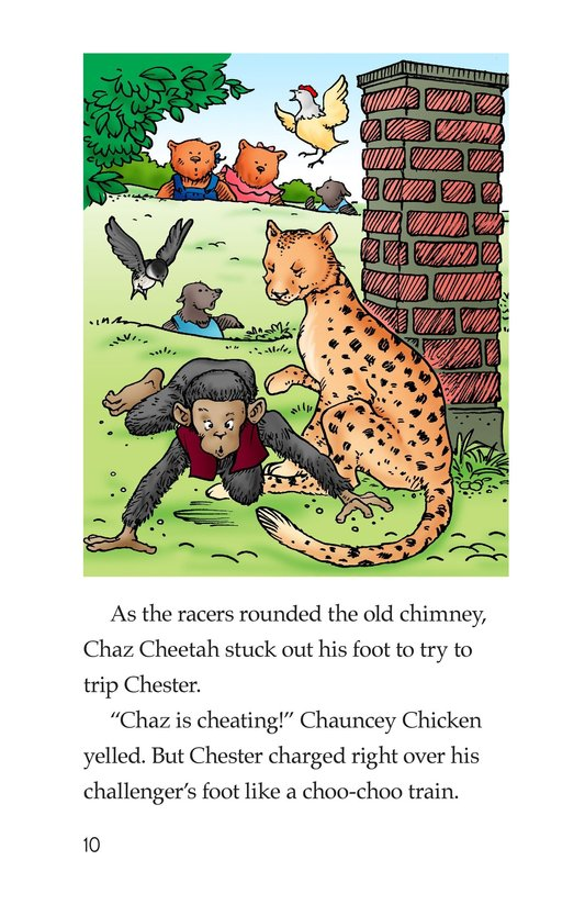 Book Preview For Cheese Power! Page 10