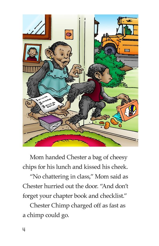 Book Preview For Cheese Power! Page 4