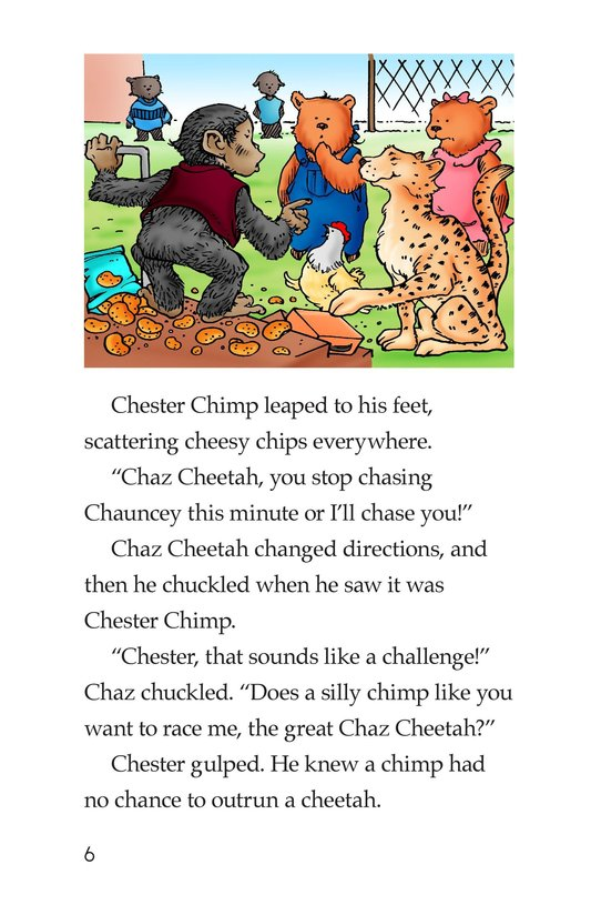 Book Preview For Cheese Power! Page 6