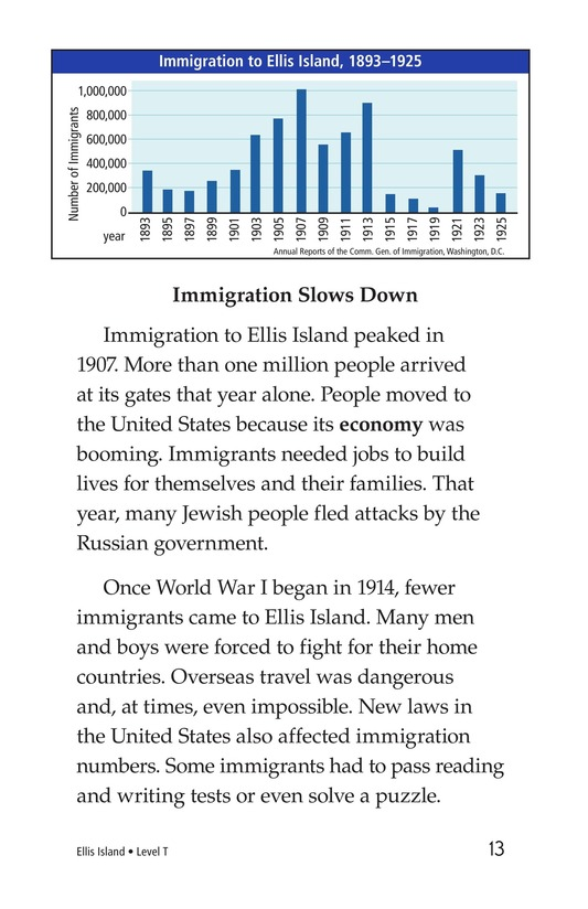 Book Preview For Ellis Island Page 13