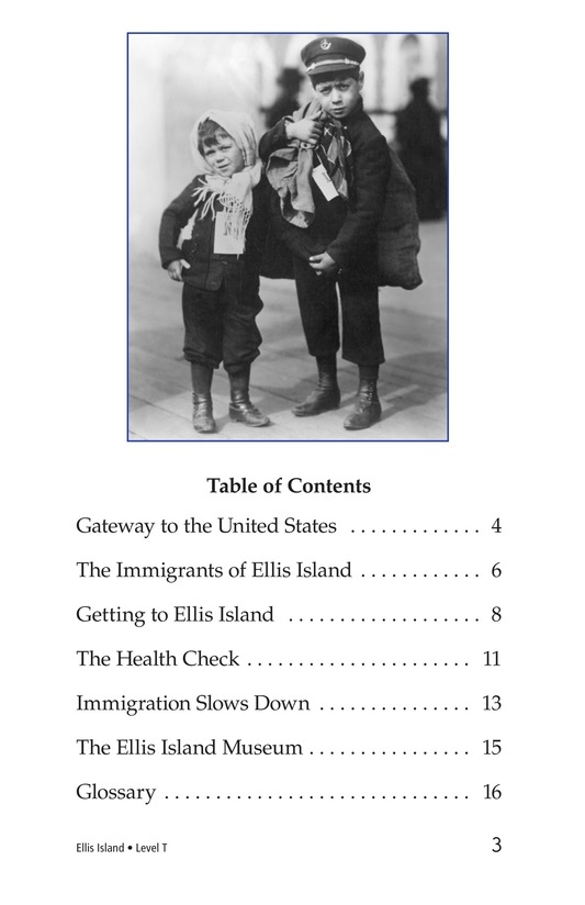 Book Preview For Ellis Island Page 3