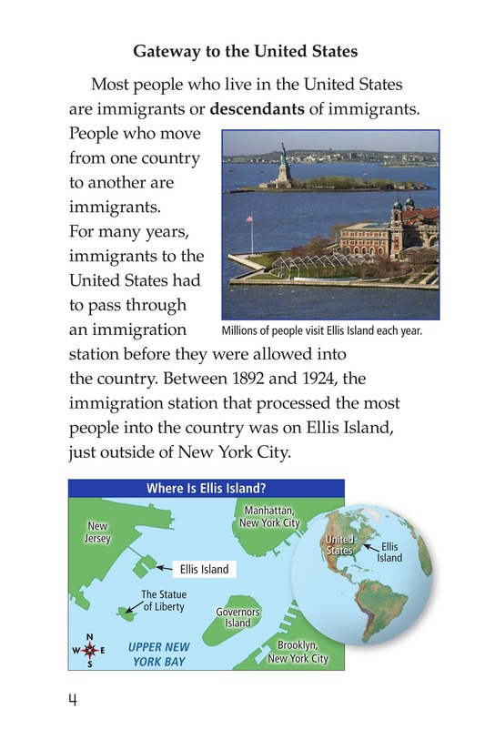 Book Preview For Ellis Island Page 4