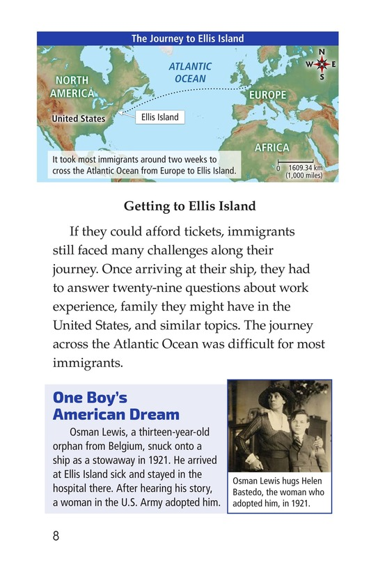 Book Preview For Ellis Island Page 8