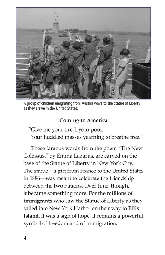 Book Preview For Immigration in the United States Page 4