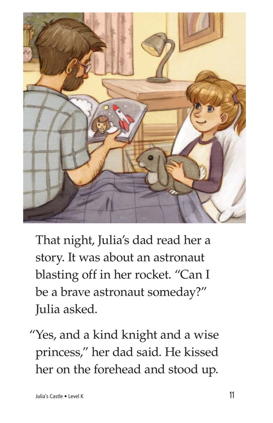 Book Preview For Julia's Castle Page 11
